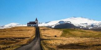 Snæfellsnes paysages montagnes visiter photo volcan eglise Islande | Blog Vincent Voyage