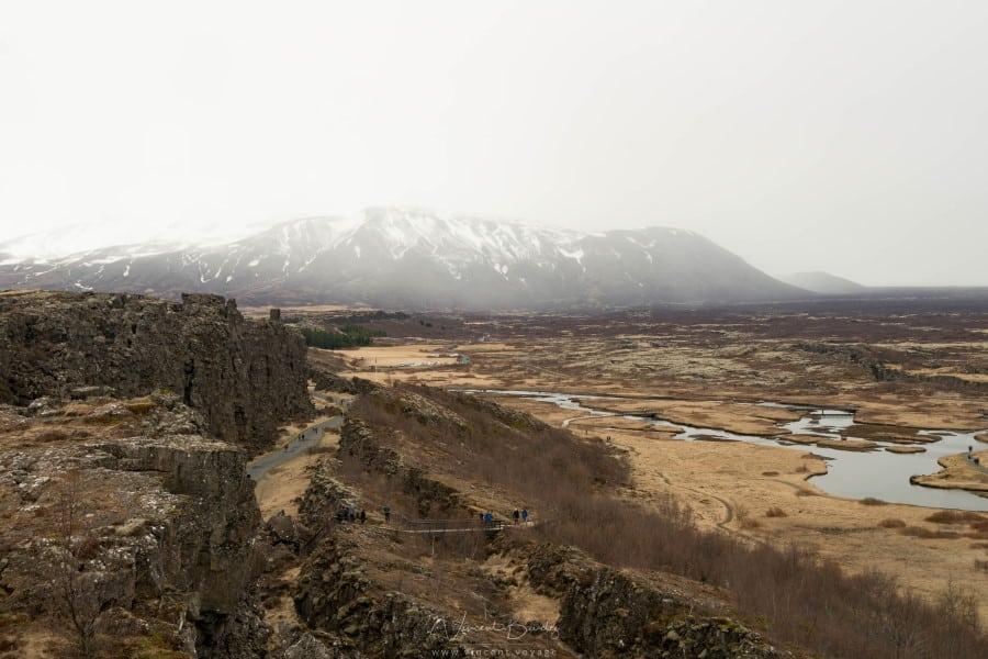 Visiter Thingvellir cercle d'or Islande