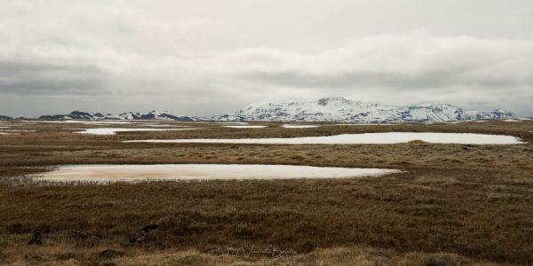 Vue sur Thingvellir dans le cercle d'or d'Islande