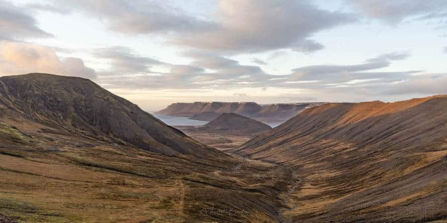 vue westfjords hauts plateaux islande | blog vincent voyage