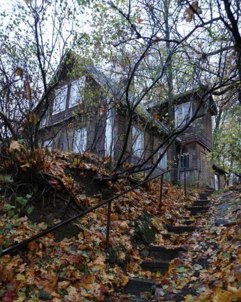visiter uzupis à vilnius en Lituanie