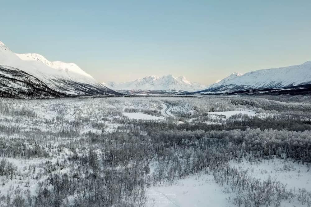 vallée breivikeidet Tromso