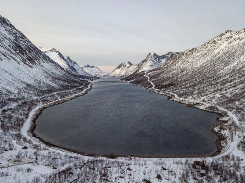 gryllefjord norvege senja fjord| blog vincent voyage