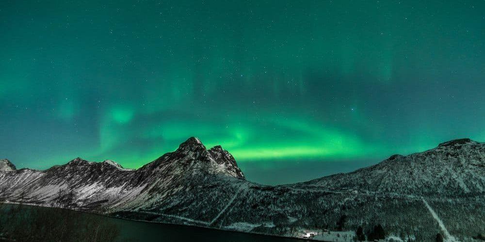 gryllefjord norvege senja aurores boreales   blog vincent voyage