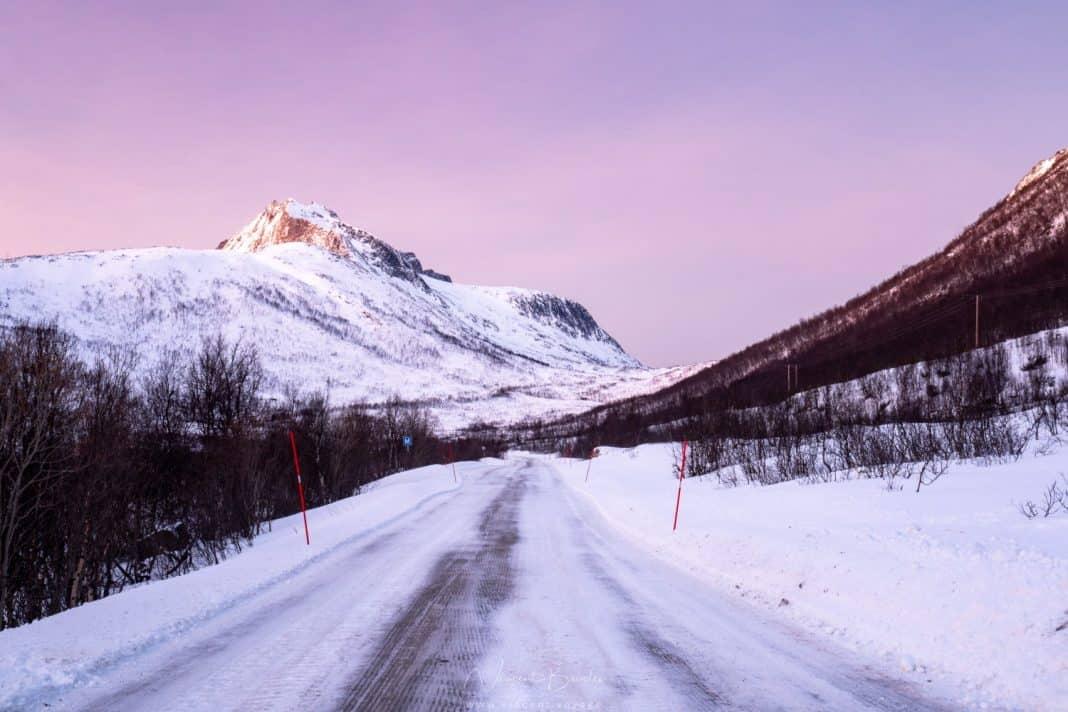 Location de voiture Norvège Laponie