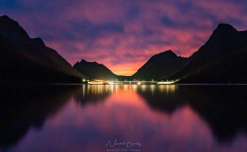 Les plus beaux endroits Senja Norvège