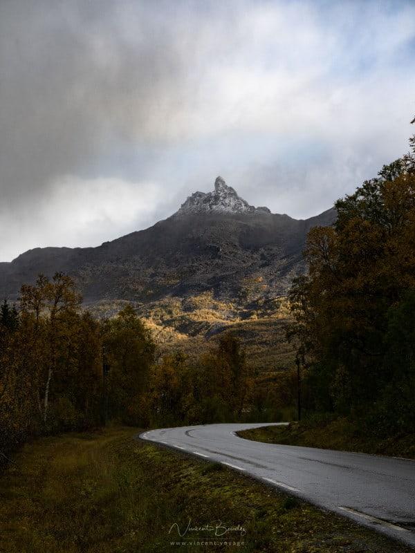 Route Tromso