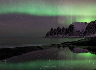 meilleurs endroits voir aurores boréales senja norvege tromso blog vincent voyage