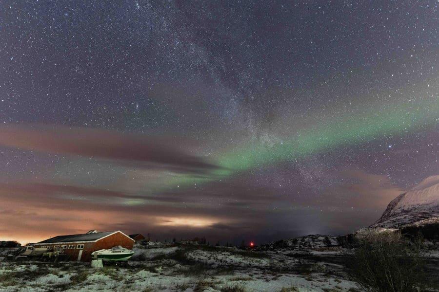 skrollsvika senja aurores boreales norvege blog vincent voyage