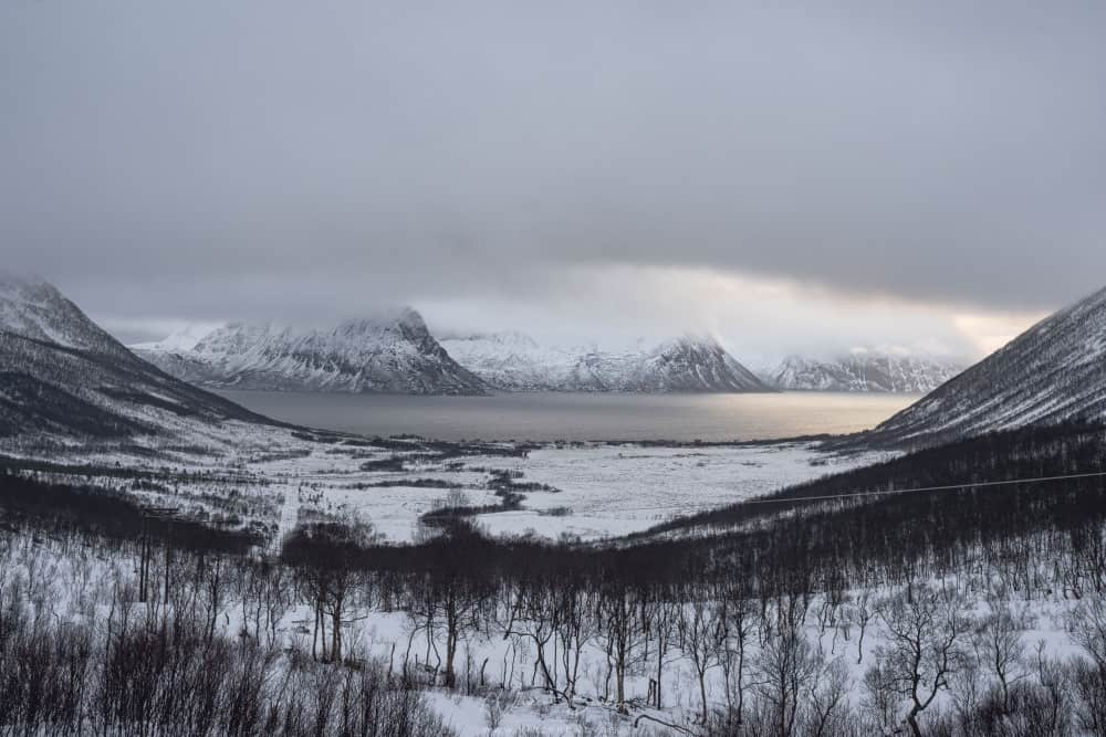Paysages Senja Norvège