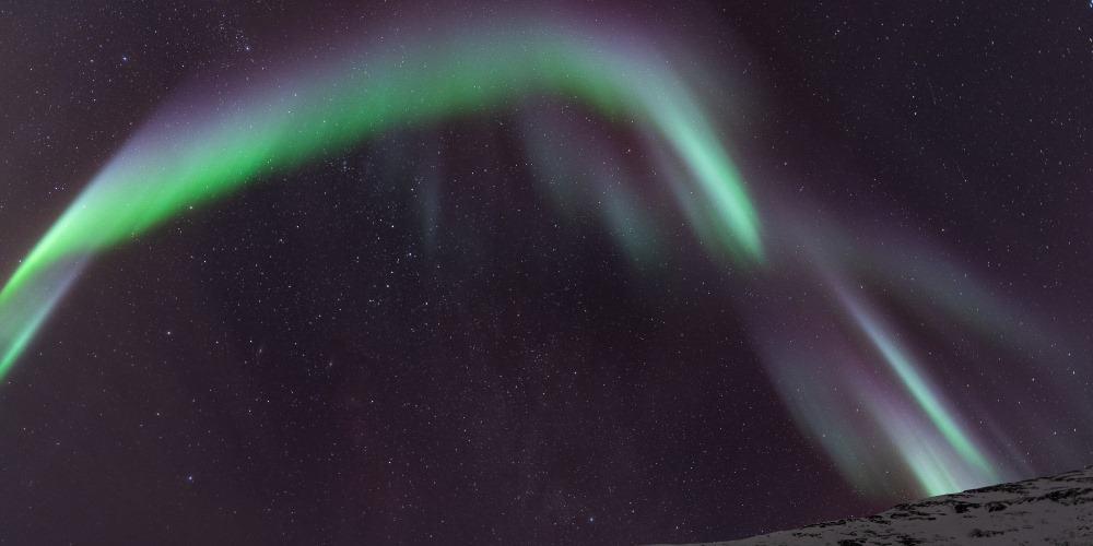 aurores boreales tromso en Norvège | Blog Vincent Voyage