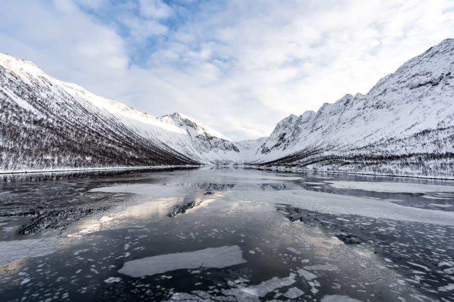 gryllefjord norvege senja | blog vincent voyage