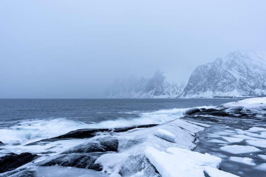 tungeneset vue fjord Senja Norveve | Blog Vincent Voyage