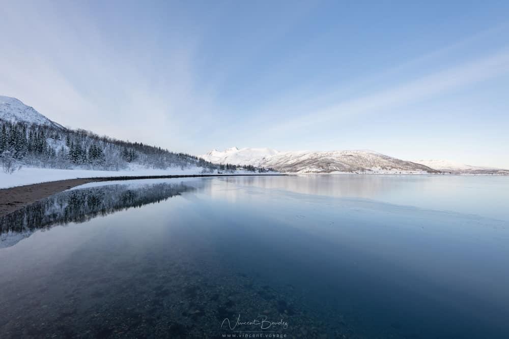 Routes Senja Norvège