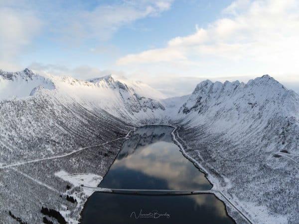 fjord gryllefjord senja norvege blog vincent voyage