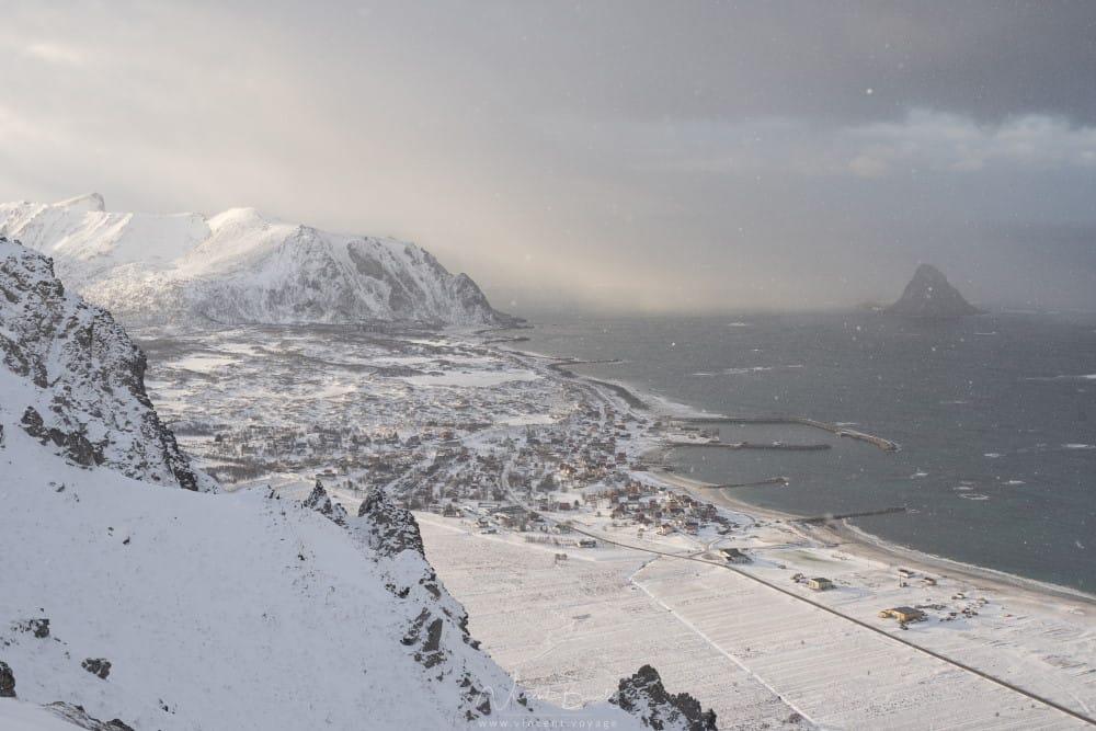 Visiter les iles vesteralen en Norvège