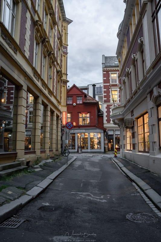 Maisons en bois Bergen