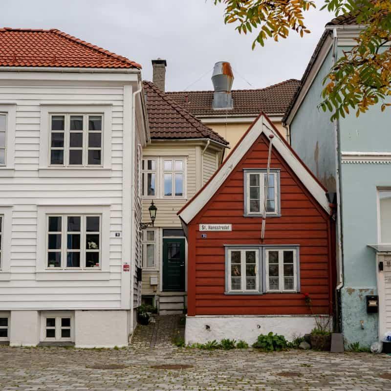 Visite guidée de Bergen