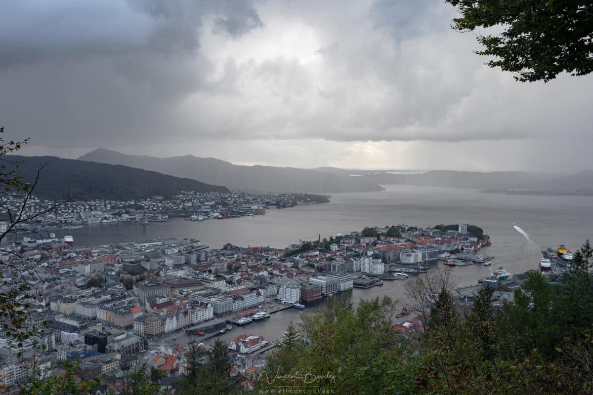 vue Floyen Bergen