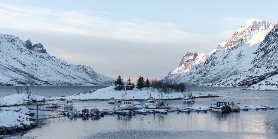ersfjordbotn vue fjord kvaloya tromso | blog vincent voyage