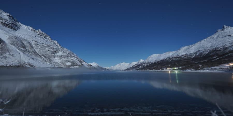 aurores boreales fjord tromso blog vincent voyage