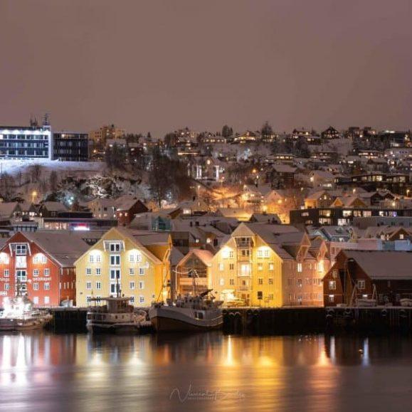 ville tromso norvege   blog vincent voyage