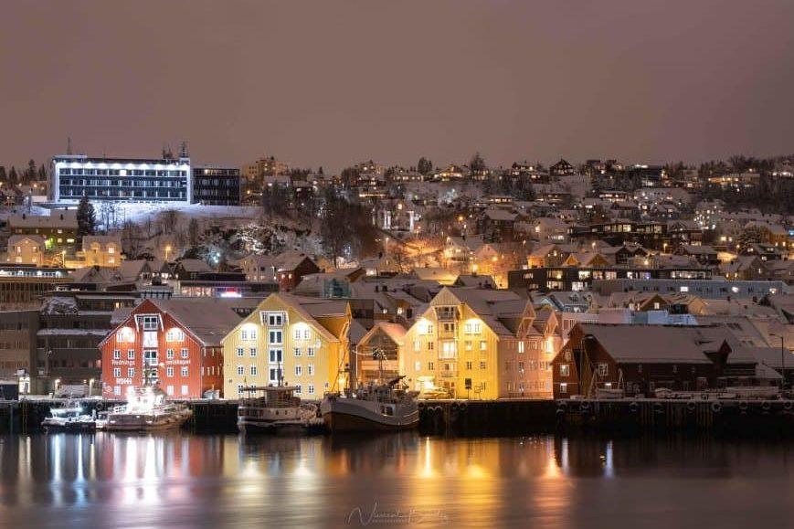 ville tromso norvege | blog vincent voyage