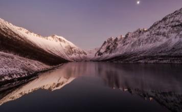 plus belles photos norvege fjord gryllefjord Senja | Blog Vincent Voyage
