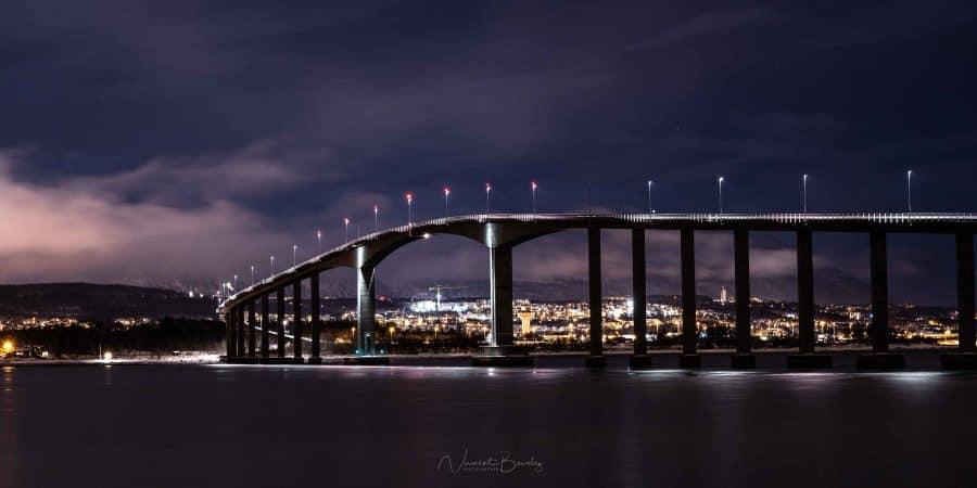 Pont Tromso norvege | blog vincent voyage