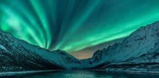 aurores boréales senja norvege gryllefjord blog vincent voyage