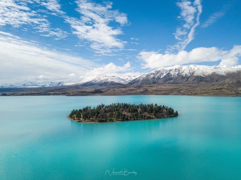Plus belles photos lac tekapo en Nouvelle Zélande | Blog Vincent Voyage