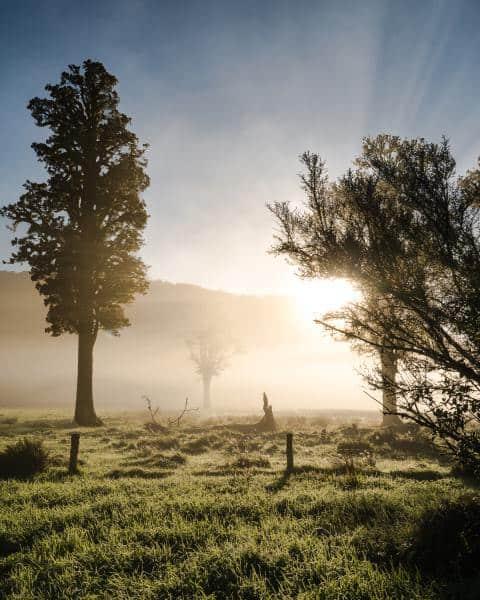 Plus belles photos lever de soleil en Nouvelle Zélande | Blog Vincent Voyage