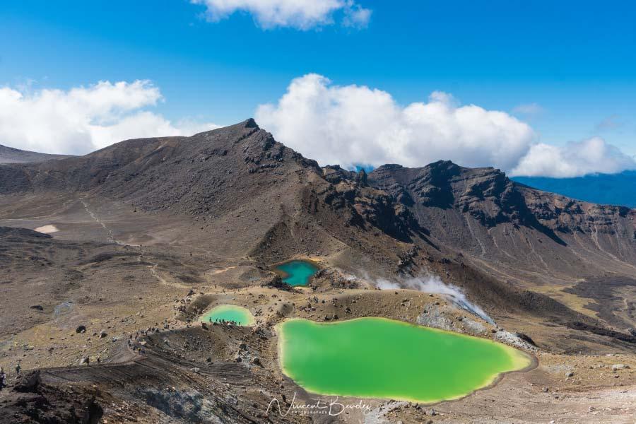 Plus belles photos randonnée du Tongariro en Nouvelle Zélande | Blog Vincent Voyage