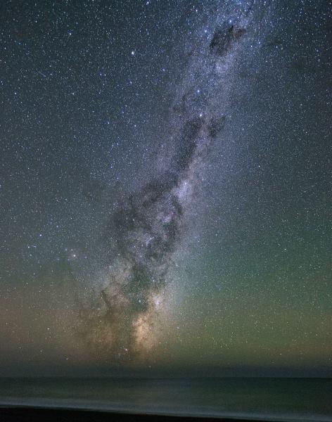 Astrophotographie, ciel voie lactée nouvelle zélande à Kaikoura | Blog Vincent Voyage
