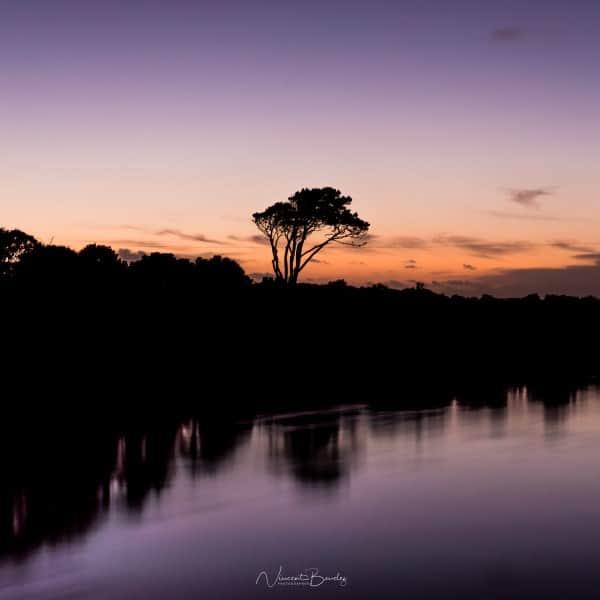 coucher de soleil nouvelle zélande
