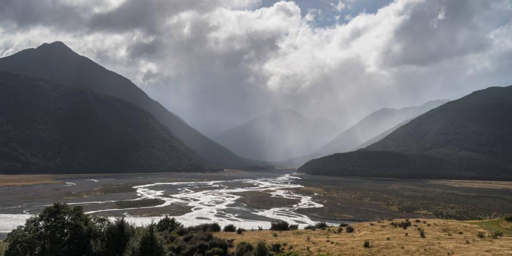 route Arthur pass montagnes Nouvelle Zélande | Blog Vincent Voyage