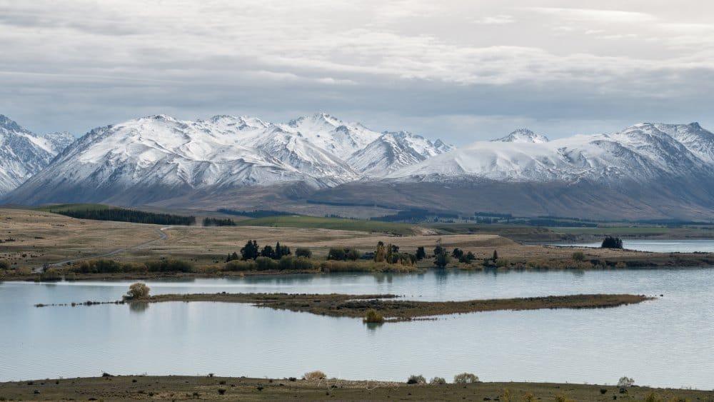 Toutes les informations sur le Lac Tekapo - vincent.voyage