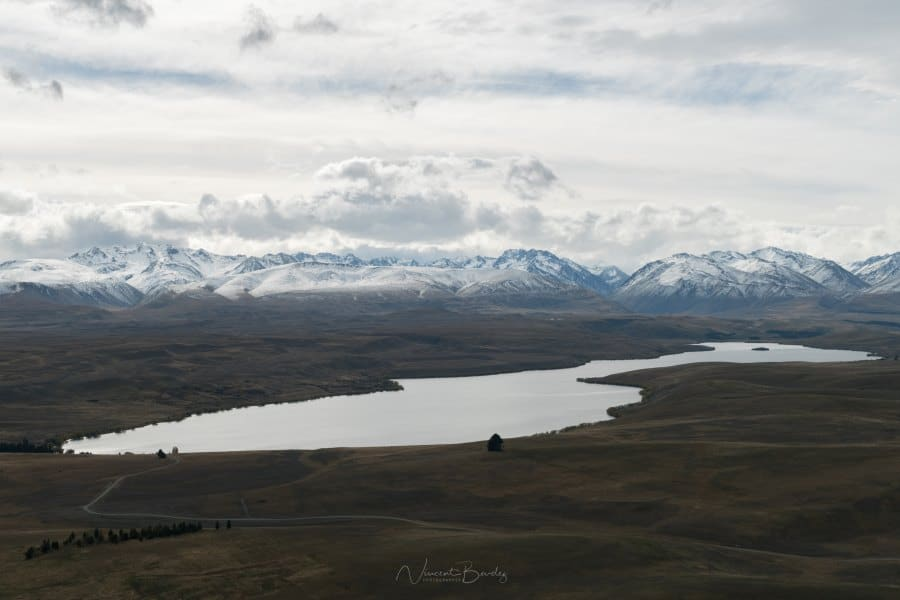 le lac tekapo et alexandrina en nouvelle zelande | Blog Vincent Voyage