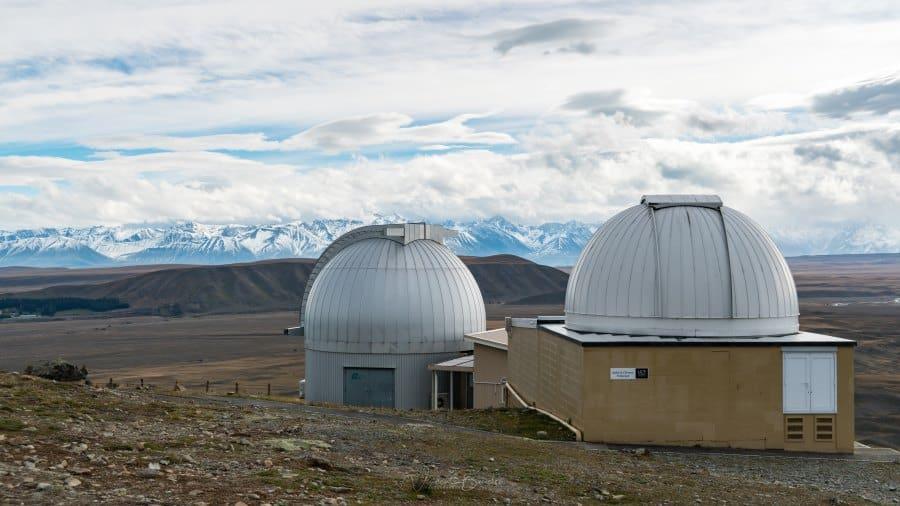 observatoire du lac tekapo en nouvelle zelande | Blog Vincent Voyage