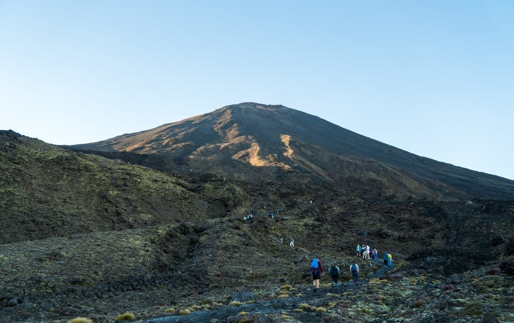 randonnée tongariro volcan Nouvelle Zelande | Blog Vincent Voyage