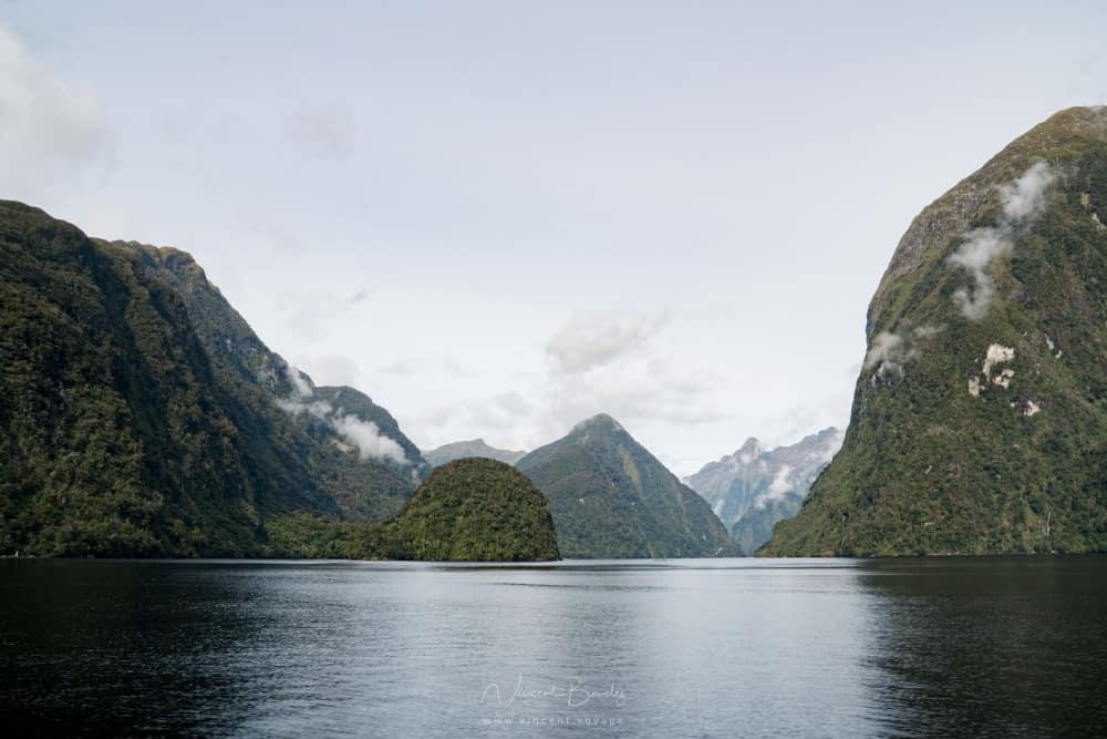 Doubtful Sound en Nouvelle Zélande