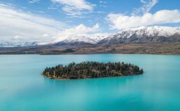 lac tekapo photographie drone Nouvelle Zélande | Blog Vincent Voyage