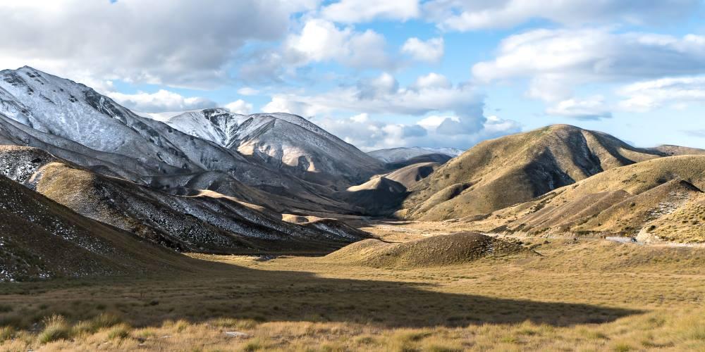 lindis pass route Nouvelle Zélande | Blog Vincent Voyage