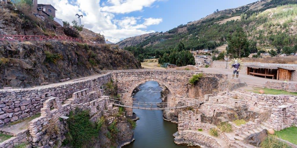 Checacupe ponts Palcoyo Perou Cuzcu | Blog Vincent Voyage