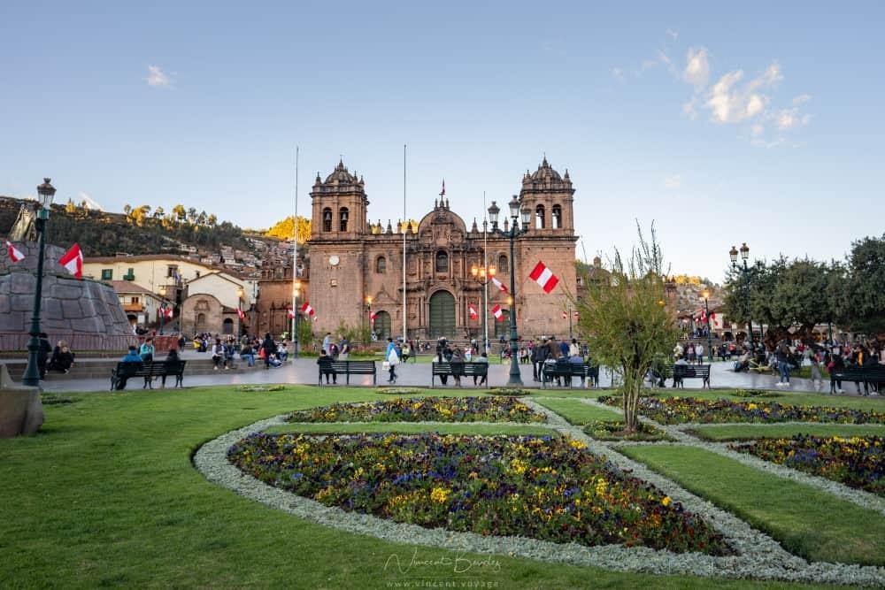 Visite de Cusco au Pérou