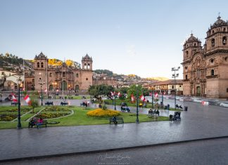 visite de Cusco plaza de armas au Pérou
