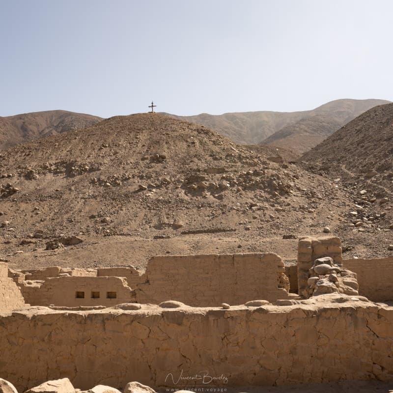 Montagnes Tambo Colorado au Pérou