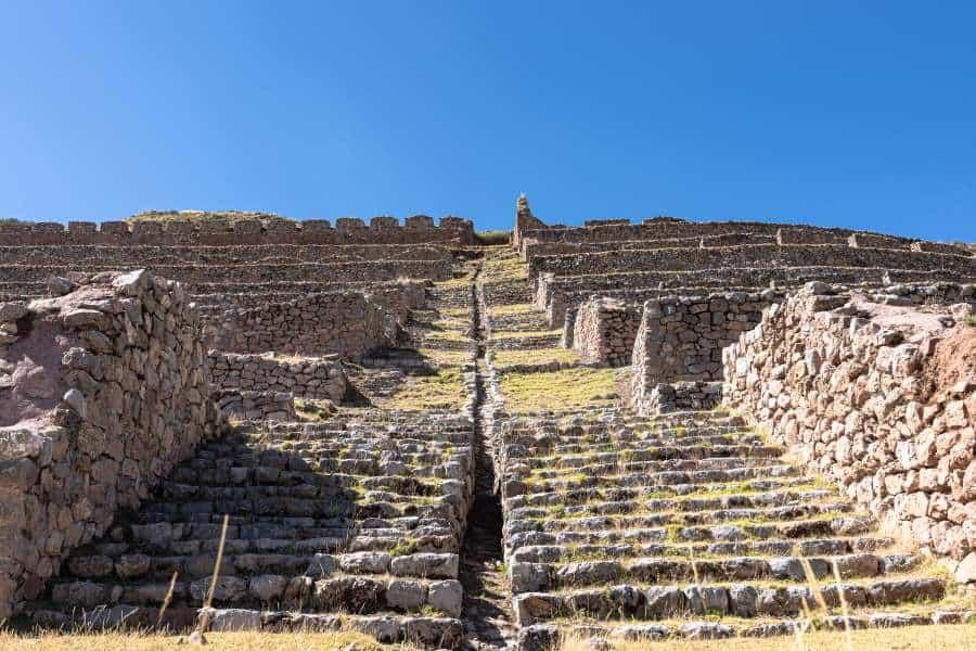 forteresse chinchero cusco perou | blog vincent voyage