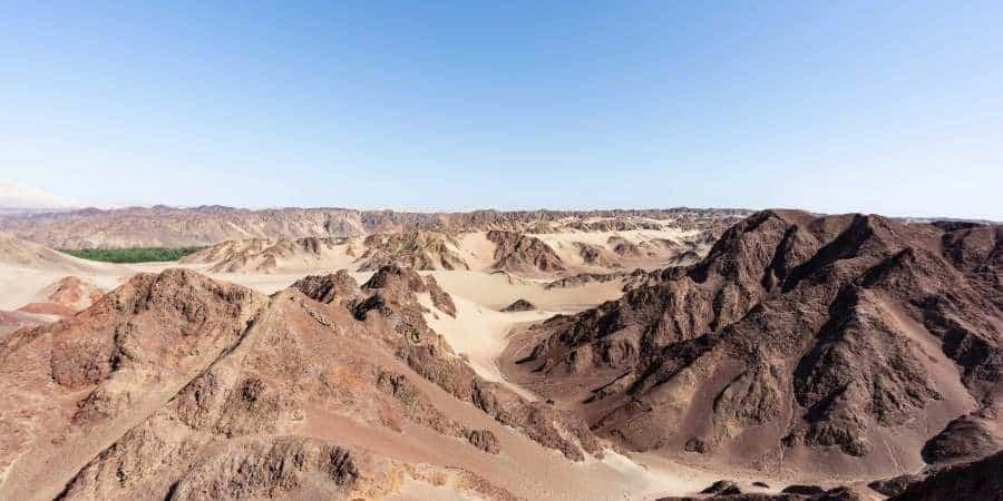desert ica pérou | Blog Vincent Voyage