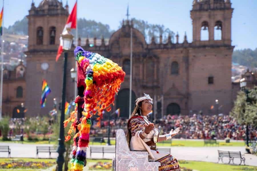 inti raymi fête du soleil inca cusco perou | blog vincent voyage